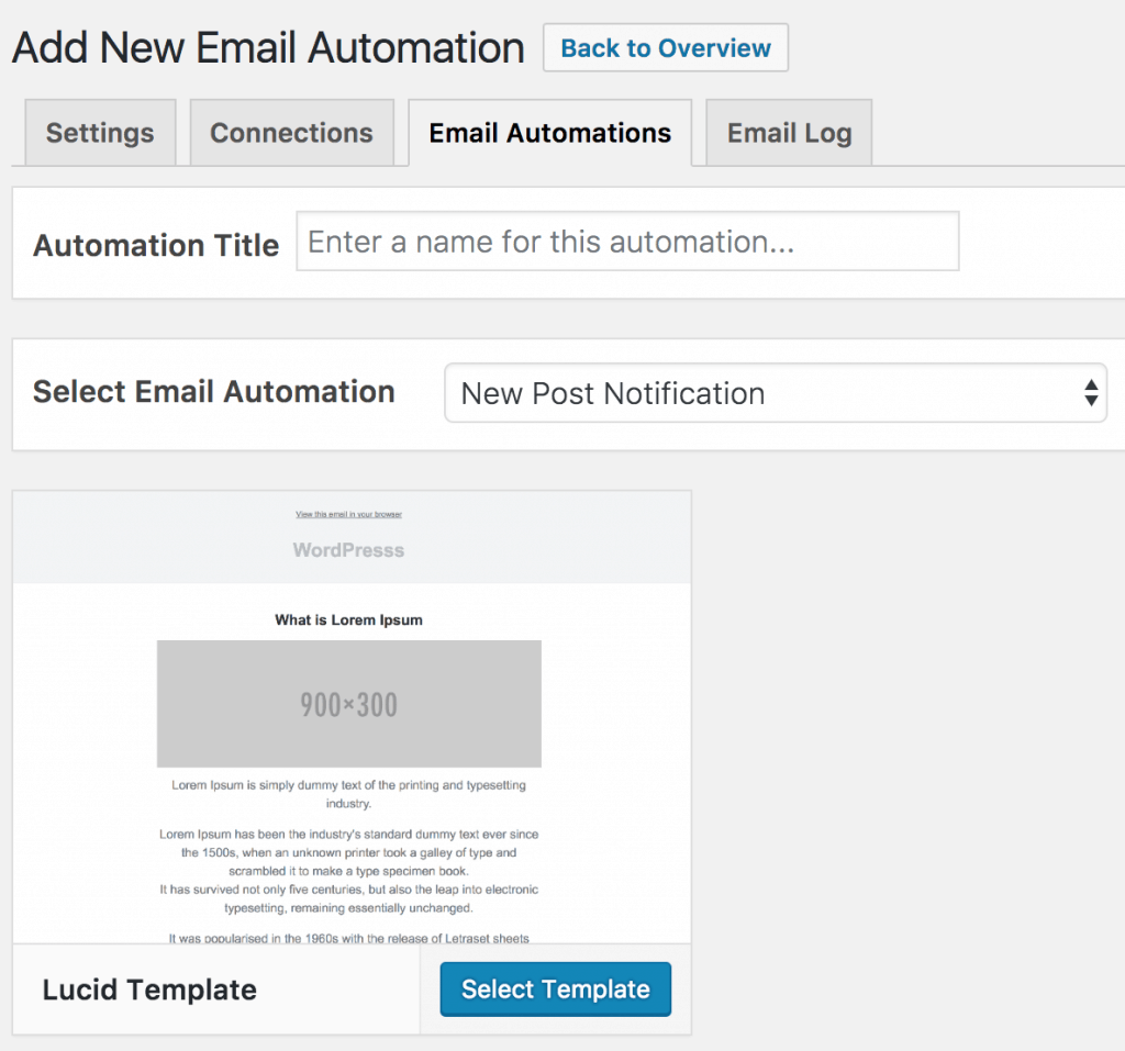 How To Setup Wordpress New Post Notification To Sendinblue Email List