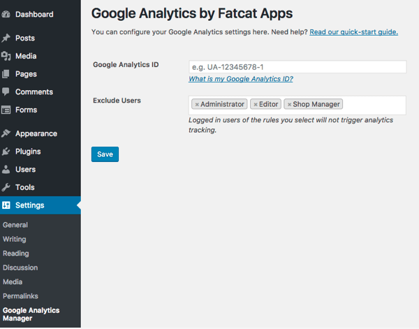 Top 10 Google Analytics WordPress Plugins - MailOptin