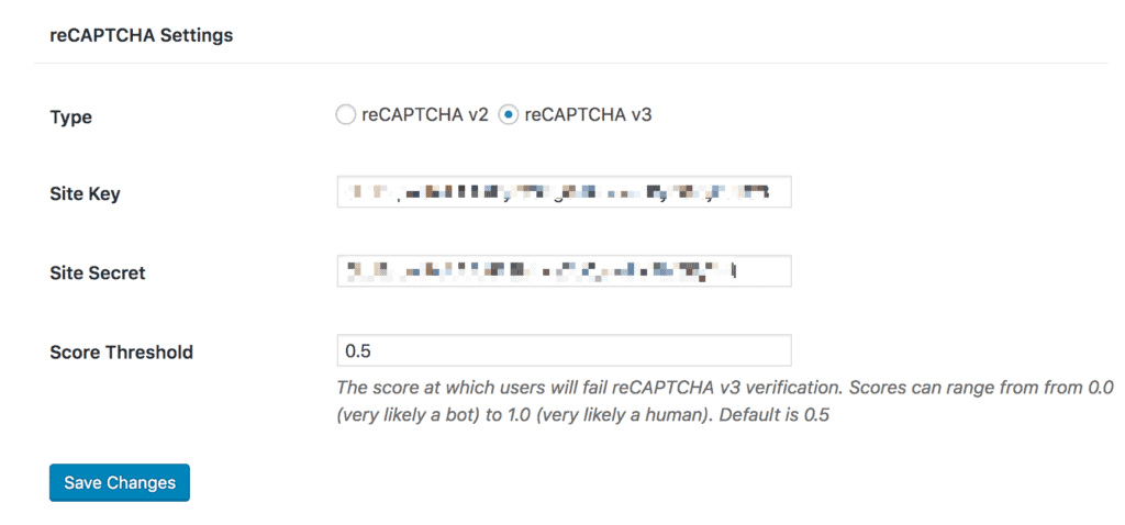 Adding Google reCAPTCHA to Your WordPress Form - MailOptin